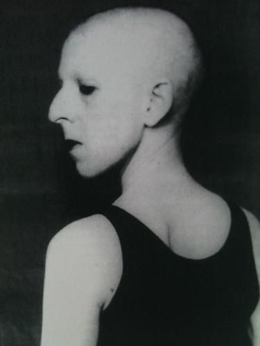 Claude Cahun, Self-Portrait, from Bifur, no 5