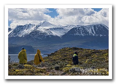 isla H, Ushuaia