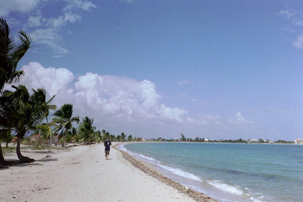 Пласенсиа пляж