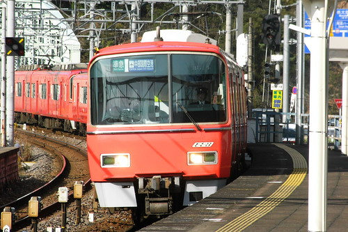 名鉄電車 (Nagoya electric railway)