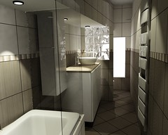rendu salle de bain