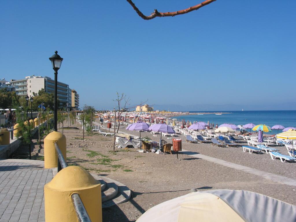 Rhodes Elli beach 001