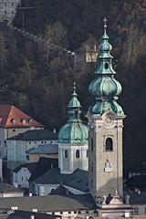 Salzburg from Mönchsberg I