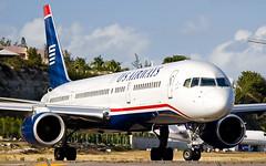 US Airways 757
