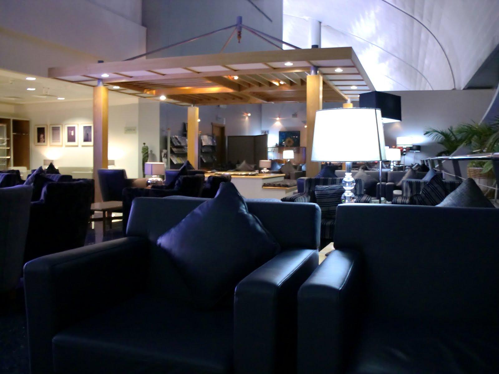 Skyteam Lounge Dubai ba Lounge Dubai by Ajo2106