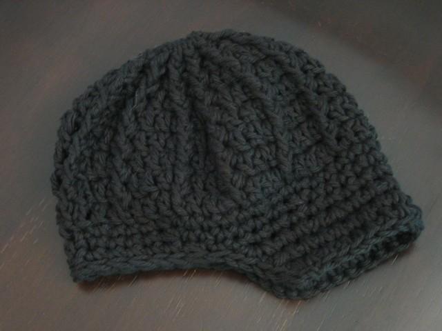 Free Crochet Pattern: Slouchy Beanie - Crochet Spot - Crochet