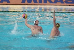 water & ball sports, water polo, swimming, sports, recreation, outdoor recreation, leisure, team sport, swimmer, water sport, ball game,