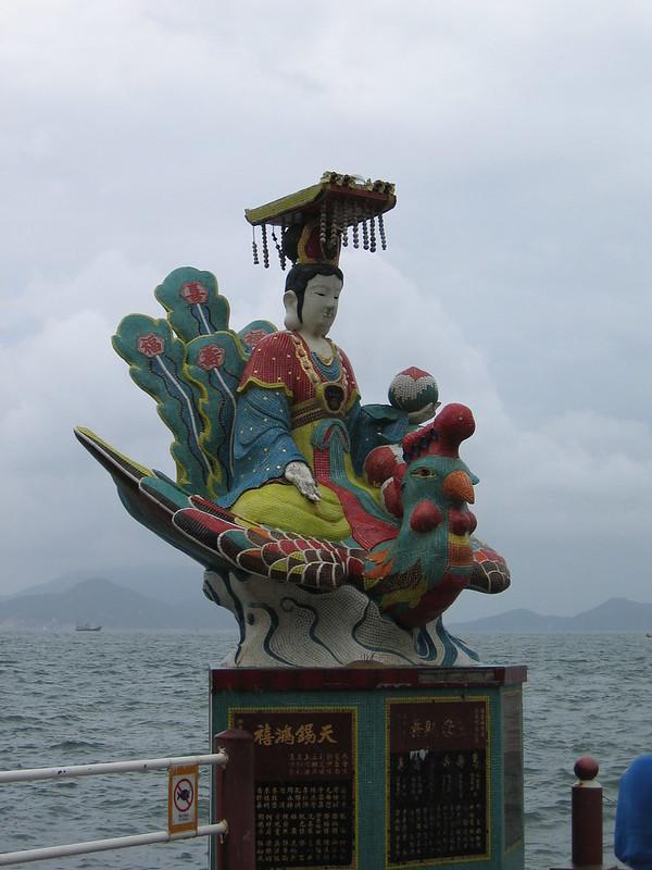 Statue at Repulse Bay, Hong Kong