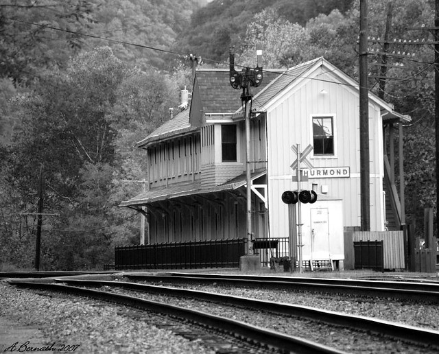Train depot | Another ...