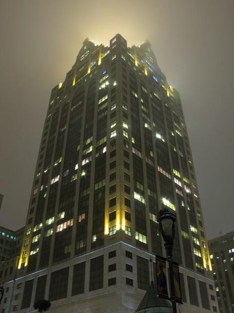 100 E Wisconsin Building