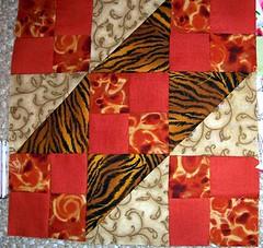 Elaine's Quilt.block 4