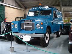 RAC Land Rover