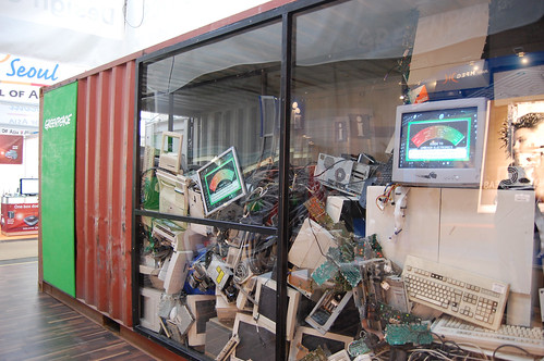 E-Waste at Cebit