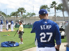 Matt Kemp @ Vero Beach 2008