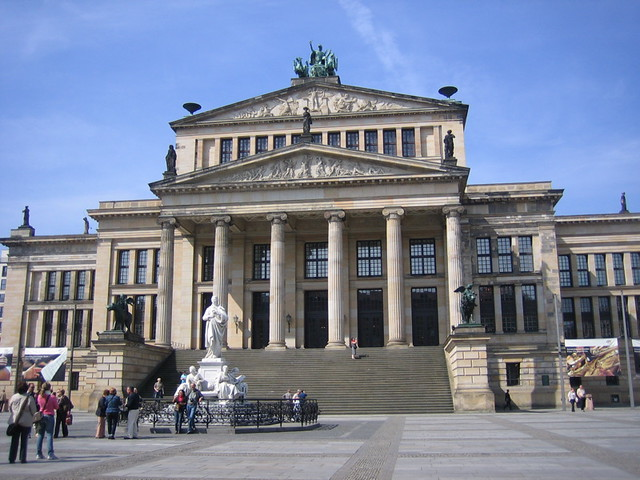 Berlin Opera House | Flickr - Photo Sharing!