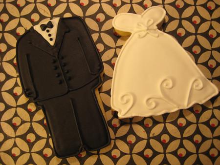 Tuxedo Wedding Dress Cookies by mysweetandsaucy. Jamelia s blog  Creative Wedding Invitation FREE sample request 15