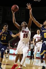 Basketball vs. La Salle