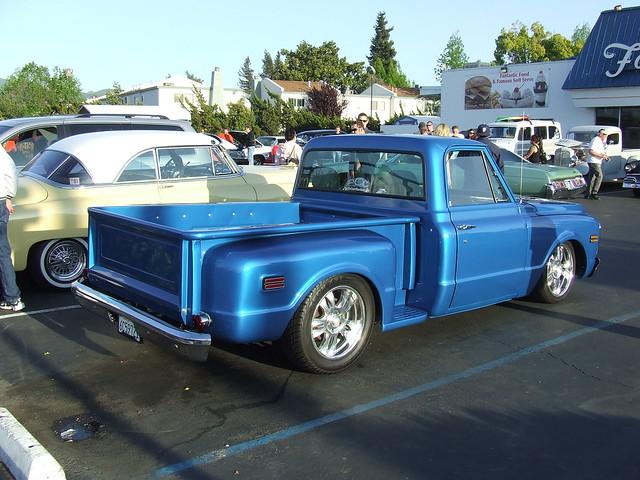 Chevy Teucks 1969-72 Chevrolet Pickup (Custom) 3 | Flickr - Photo Sharing!