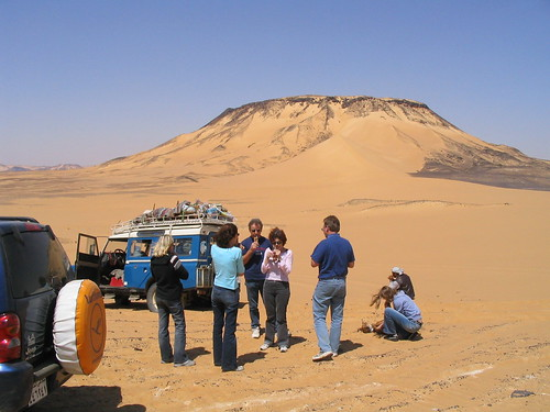 Egypt Safari camps and mohamed Abdallah