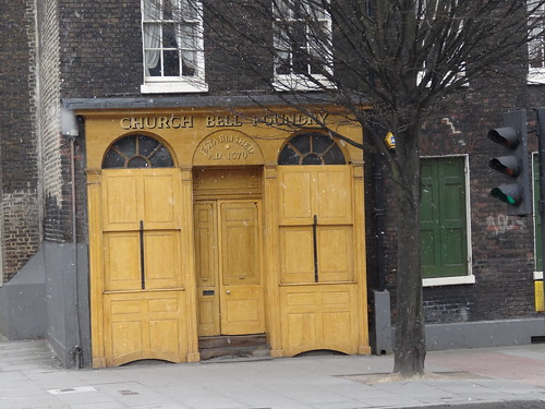 Whitechapel Church Bell Foundry