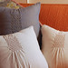 3 Smocked Pillows—close-up by Luck(x8)