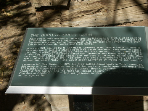 D.H.Lawence Ranch  info-