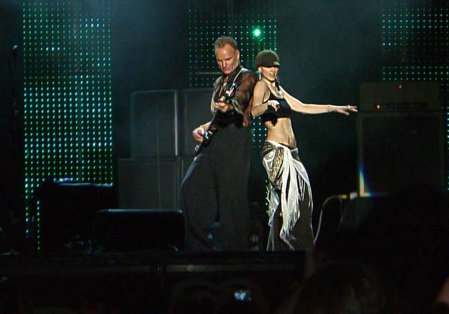 Sting - Broken Music Concert CIMG5376