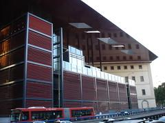 Museo Reina Sofía, Edificio Jean Nouvel.