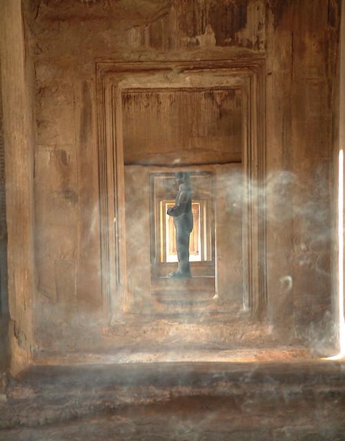 Angkor Wat, juillet 2005