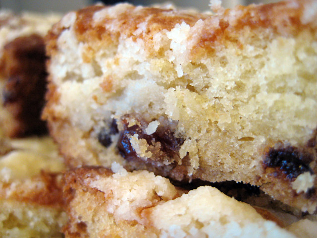 Cranberry-Sour Cream Coffee Cake | Flickr - Photo Sharing!