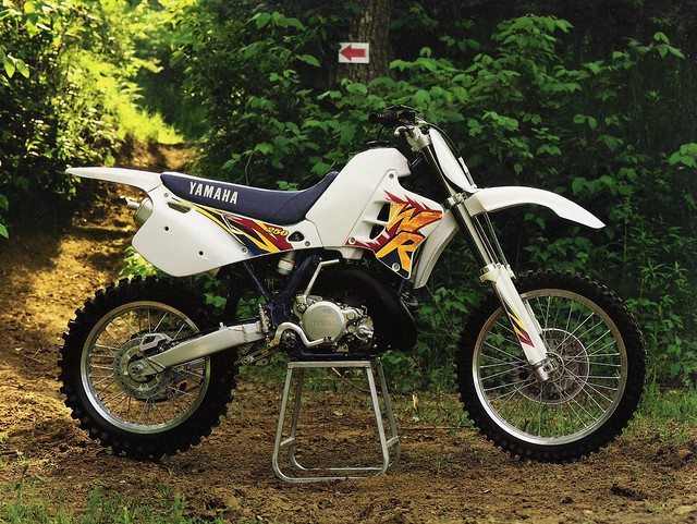 1995 Wr250