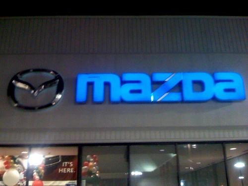 Mazda Dealership