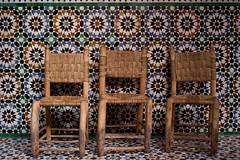 At the Ben Yusef madrassa