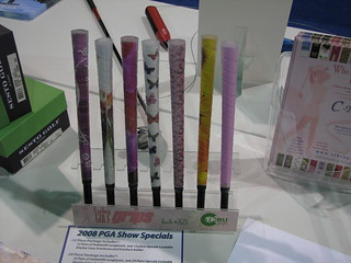 Golf Grips at the 2008 PGA Golf Show
