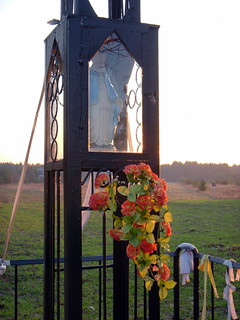 poland. village shrine 9