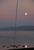 Moonrise, sunset by wdthem