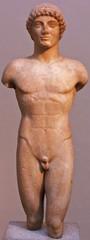 Kouros (anomenat Apol·lo Strangford), British Museum