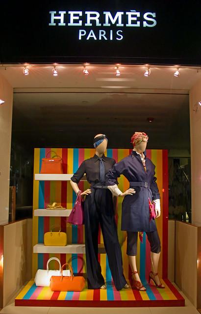 herm s of paris boutique window photo 1258 flickr. Black Bedroom Furniture Sets. Home Design Ideas