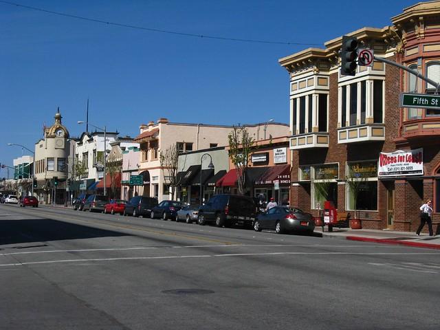 Hollister California Downtown By Jasperdo Flickr