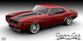 1969 Dynacorn Camaro