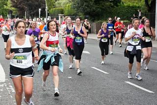 The Dublin Women's Mini Marathon