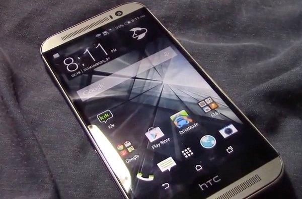 Двойная камера HTC One 2014