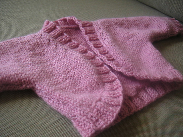 Easy Knitting Ideas For Babies : Quick and easy baby knitting patterns