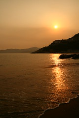 Sunset in Cheoc Van, Macau