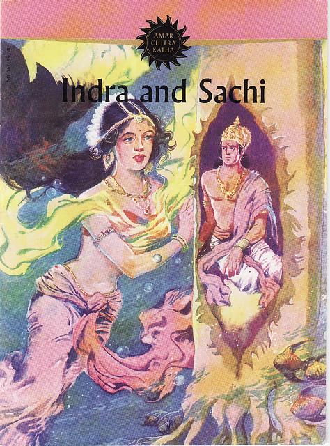 Indra and Indrani
