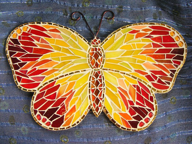 Butterfly Mosaics A Gallery On Flickr