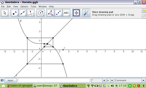 how to use geogebra software
