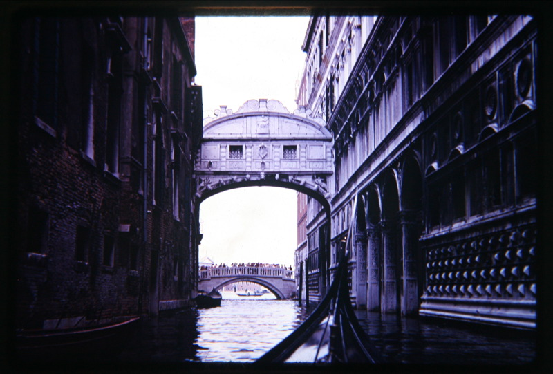Bridge of Sighs, Bridge With Unusual and Sad Name