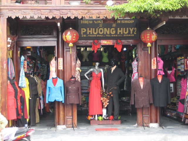 Tailor Shop in Hoi An