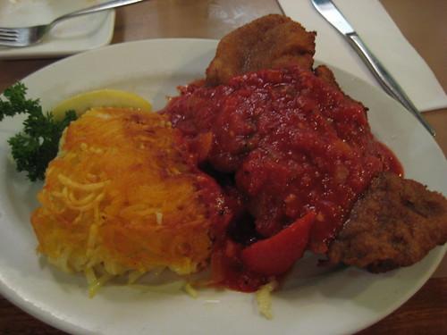 Gipsy Schnitzel , Una's